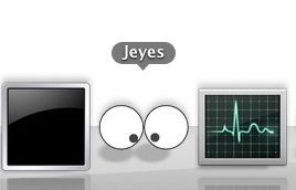 JEyes - The Java version of Xeyes