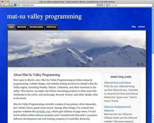 Mat-Su Valley Programming